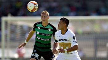 Santos vs Pumas